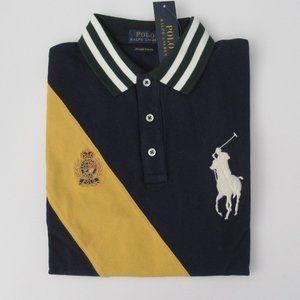 Ralph Lauren Custom Fit Big Pony Banner Polo Shirt